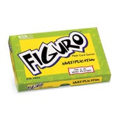 Figuro Multiplication Cards, 1 Deck