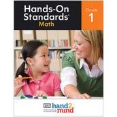 Hands-On Standards® Math Teacher Resource Guide Grade 1