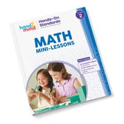 Hands-On Standards® Math Mini Lessons, Grade 2