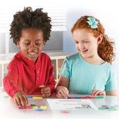 Hands-On Standards® Math Intervention: Geometry, Measurement & Data, Grade K