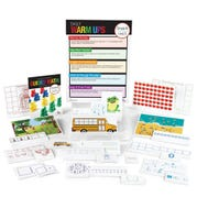 Guided Math Kit, Grade K - Unit 1: Numbers 0–5 & 6–10