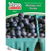 VersaTiles®Math Book: Number and Operations: Multiply and Divide