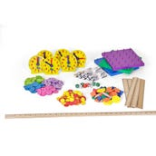 hand2mind Grade 2 Supplemental Complete Kit for use with Great Minds' Eureka Math Curriculum