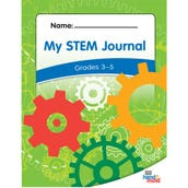 STEM Journals, Grades 3-5, Set of 5