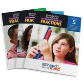 Hands-On Standards® Fractions, Common Core Edition Grades 3-5 eBooks Bundle