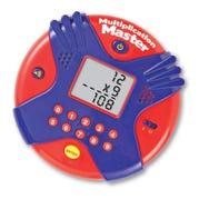 Multiplication Master Electronic Flash Card™