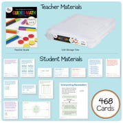 Guided Math Kit, Grade 4 - Unit 3: More Multiplication & Division