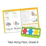 VersaTiles® Math Take Along Pack, Grade 6