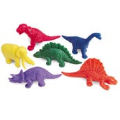 Mini Dino Counters, Set of 108