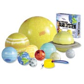 Solar System Demonstration Set, Set of 11