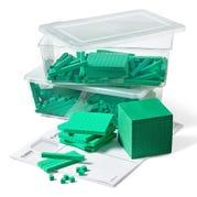 Foam Base Ten Blocks Place Value Set