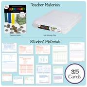 Guided Math Kit, Grade 4 - Unit 8: Data & Financial Literacy