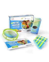 DIY Music Maker Science Lab