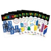 Guided Math, Grade 2 - Grade Level Bundle, Units 1-9