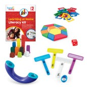 Learning at Home Literacy Kit, Grade 2
