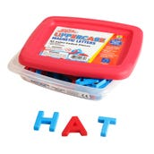Color-Coded Alphamagnets® Uppercase, Set of 42