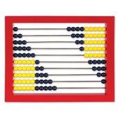 2-Color Desktop Abacus