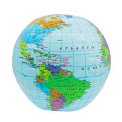 Inflatable Globes, Pack of 3