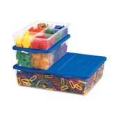 Large VersaTote Storage Container Set, Set of 6