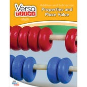VersaTiles®Math Book: Addition and Subtraction: Properties and Place Value
