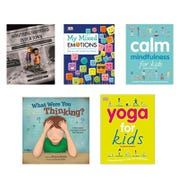 SEL Self-Management & Self-Awareness Book Collection (6 Books), Grades 2-3