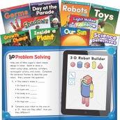 STEM Book Set, Grade 1