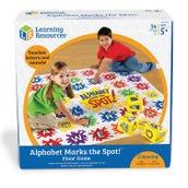 Alphabet Marks the Spot™