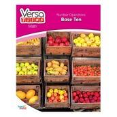 VersaTiles® Kindergarten Math Book, Number Operations, Base Ten