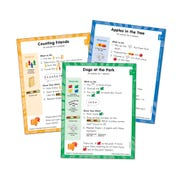 Differentiated Math Centers, Grade K Shapes & Solids