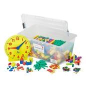 Curriculum Associates Manipulative Kit, Grade 1