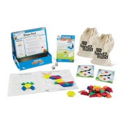 Pattern Blocks Pop-Up Instant Learning Center