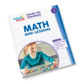 Hands-On Standards® Math Mini Lessons, Grade 1