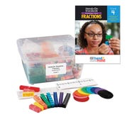 Hands-On Standards®, Common Core Fractions Classroom Kit, Grade 4