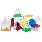Giant Geometric Solids, Set of 10