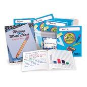My Math Journal Kit, Set of 30