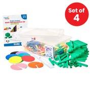 Individual Student Manipulative Kits, Grades 3-5, Set of 4
