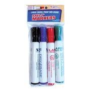 Dry-Erase Marker Large Point, Set of 4