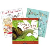 Reading Comprehension Determine Text Importance Book Collection (5 Books), Grades K-1
