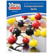 VersaTiles® Literacy Book: Science Informational Text: Comprehension Skills
