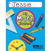 My Math Journal, Set of 10