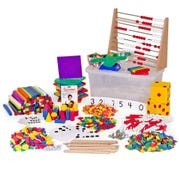 hand2mind Grade K Complete Kit for use with Great Minds' Eureka Math Curriculum
