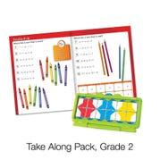 VersaTiles® Math Take Along Pack, Grade 2