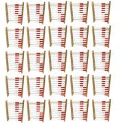 Rekenrek 100-Bead Wood, Class Set of 25 with Demo Frame