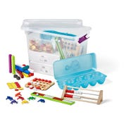 Hands-On Standards® Math Intervention: Number & Operations Small Group Kit, Grade K