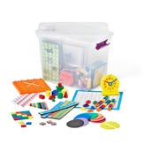 Hands-On Standards® Math Intervention: Geometry, Measurement & Data Small Group Kit, Grade 2