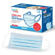 Child Size Disposable Face Masks, Pack of 50
