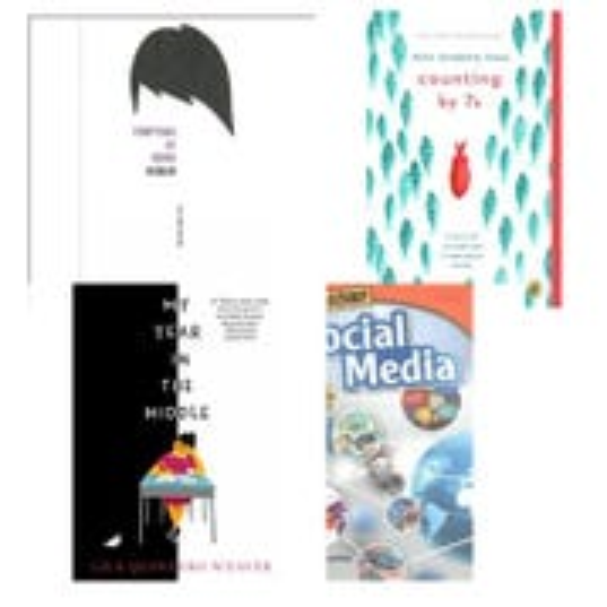 SEL Social Awareness & Relationship Skills Book Collection (5 Books), Grades 6-8