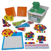 Hands-On Standards®Math Small-Group Kit Grade 2