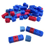 Reading Rods® Alphabet & Phonemic Awareness Linking Letter Cubes