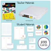 Guided Math Kit, Grade 5 - Unit 7: Algebraic Reasoning